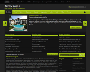 Erega WordPress Theme